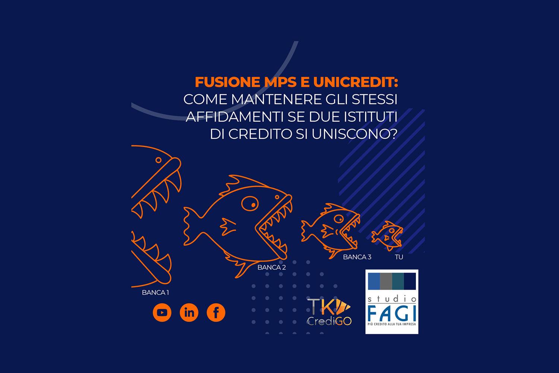 Fusione MPS Unicredit: come tutelarsi