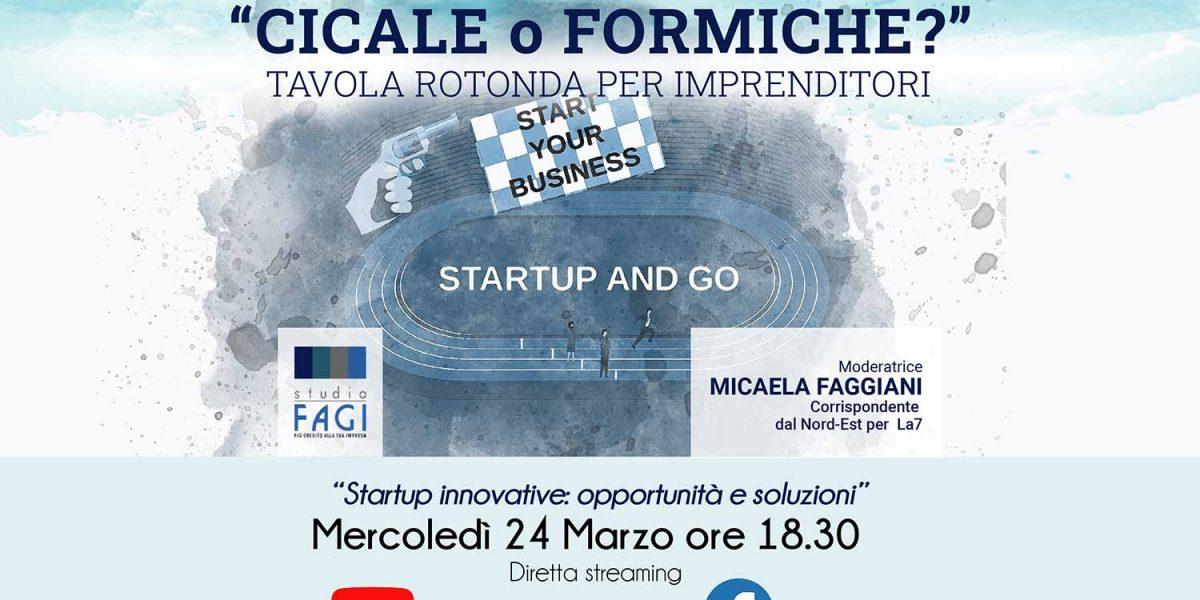 Startup innovative opportunità e soluzioni